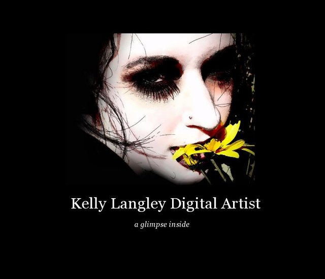 Kelly Langley Digital Artist