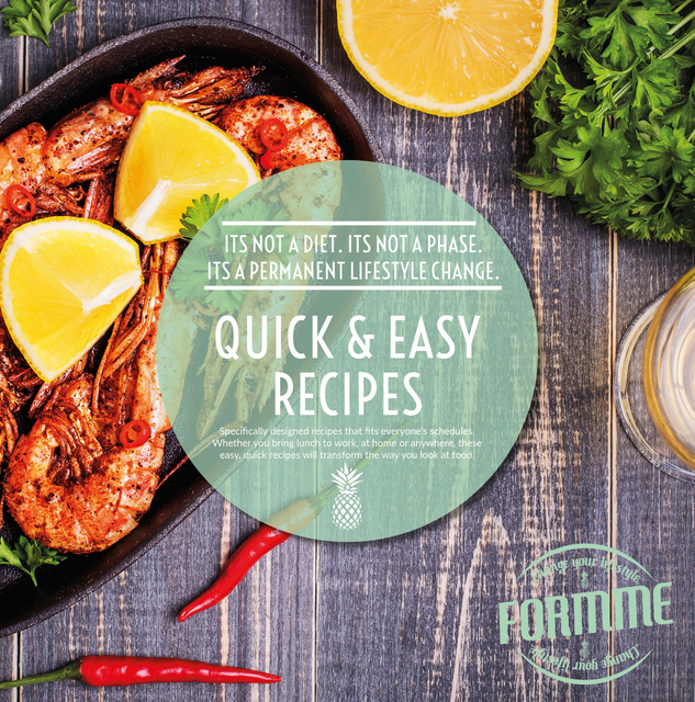 FormMe Quick & Easy Recipes