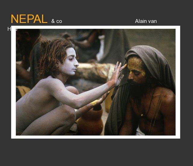 NEPAL & co Alain van Hille
