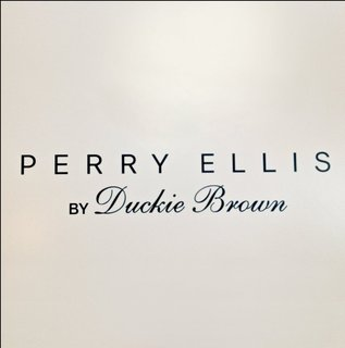 PERRY ELLIS by Duckie Brown