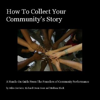 How To Collect Your Community's Story
