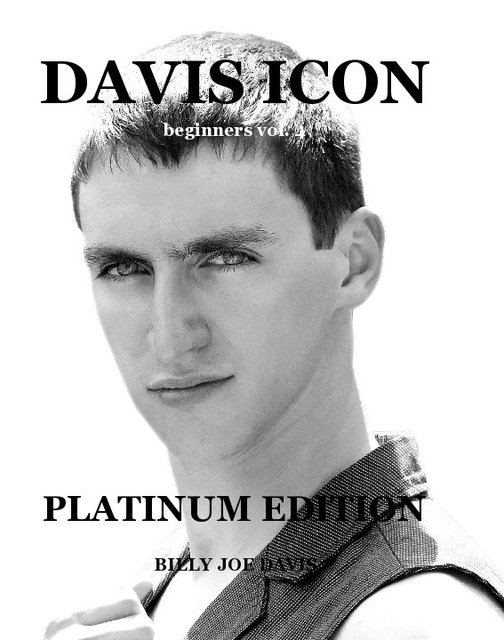 DAVIS ICON beginners vol. 4