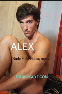 ALEX Nude Male Photography
