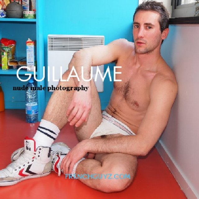 GUILLAUME nude male photography