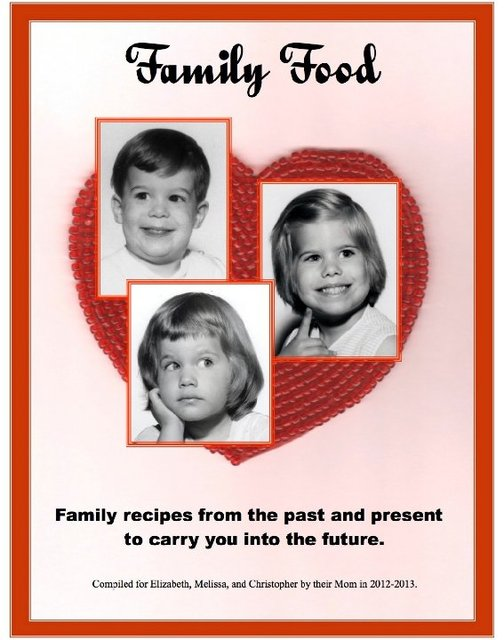 Teresa's Cookbook