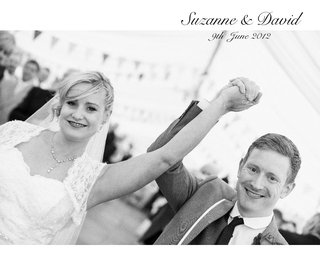 Suzanne & David 9th June 2012