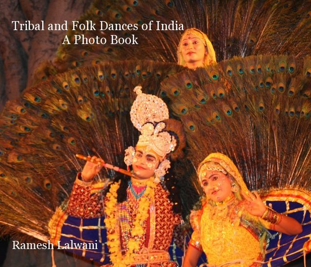Tribal and Folk Dances of India A Photo Book Ramesh Lalwani