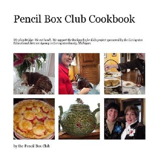 Pencil Box Club Cookbook