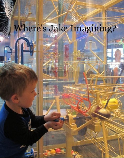 Where's Jake Imagining?