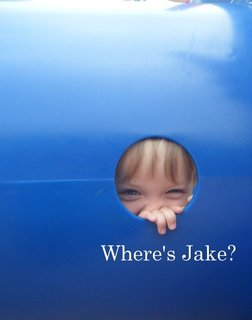 Where&#x27;s Jake?