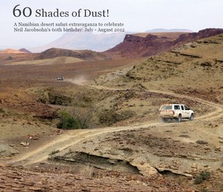 60 Shades of Dust!
