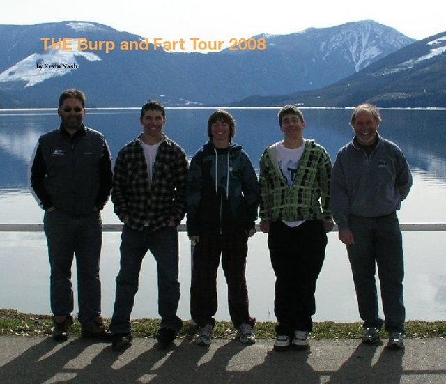 THE Burp and Fart Tour 2008