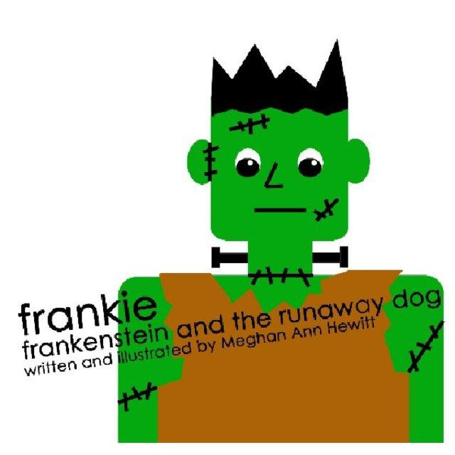 Frankie Frankenstein and the Runaway Dog