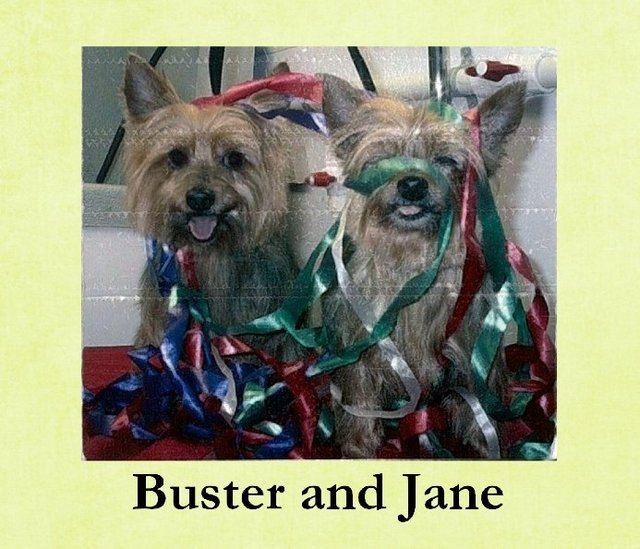 Buster and Jane