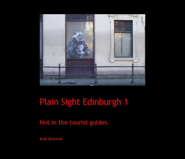 Plain Sight Edinburgh 1