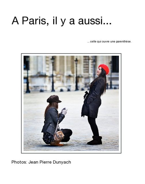 A Paris, il y a aussi...