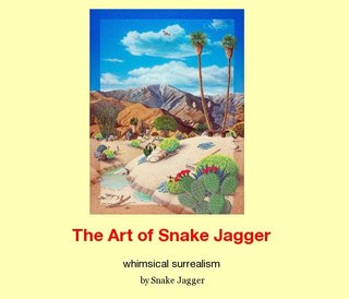 The Art of Snake Jagger