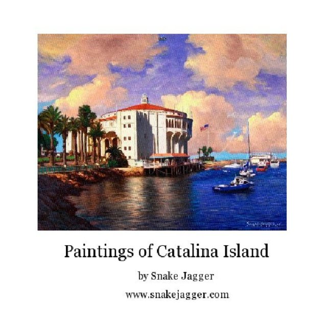 Paintings of Catalina Island