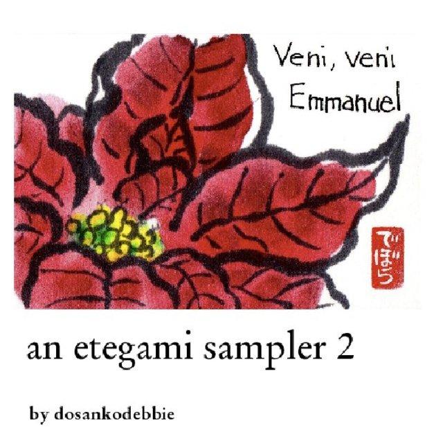 an etegami sampler 2