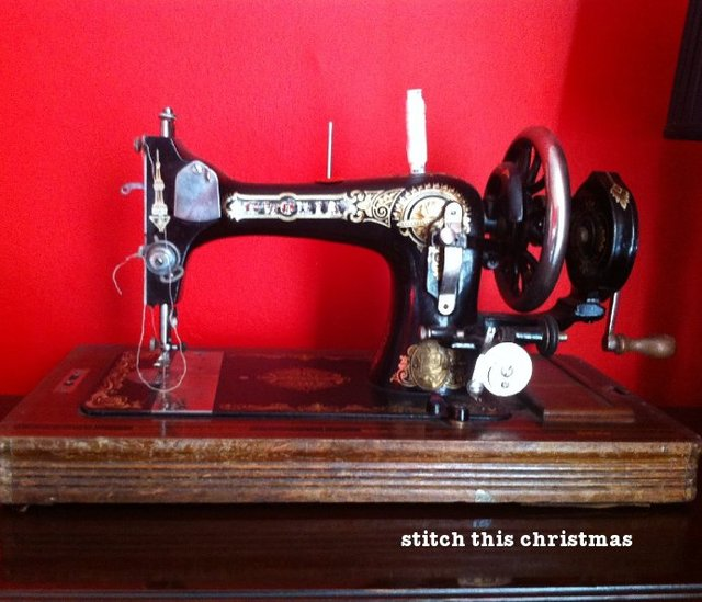 stitch this christmas