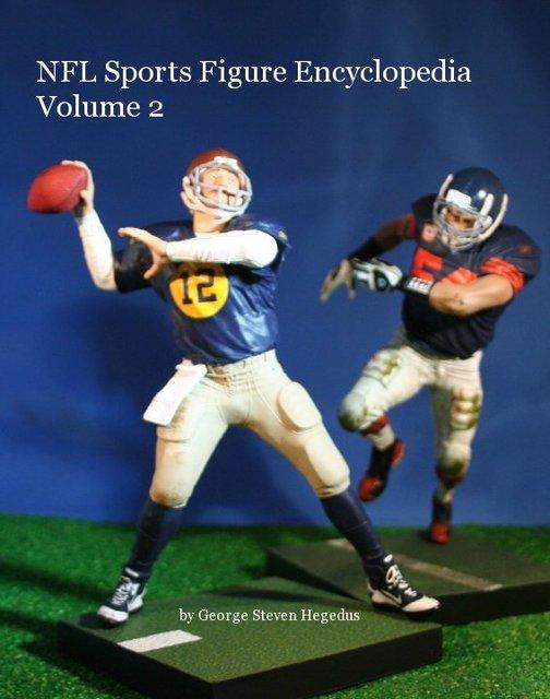 NFL Sports Figure Encyclopedia Volume 2