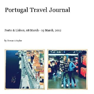 Portugal Travel Journal