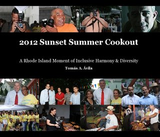2012 Sunset Summer Cookout