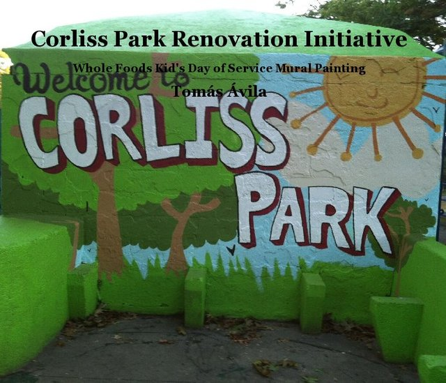 Corliss Park Renovation Initiative
