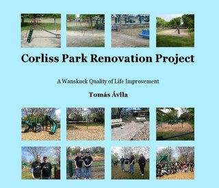 Corliss Park Renovation Project