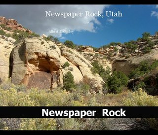 Newspaper Rock, Utah