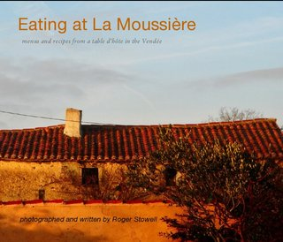 Eating at La Moussière