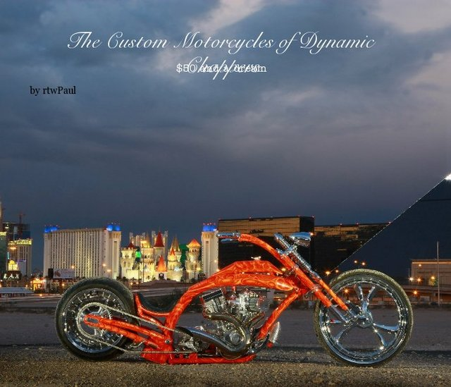 The Custom Motorcycles of Dynamic Choppers