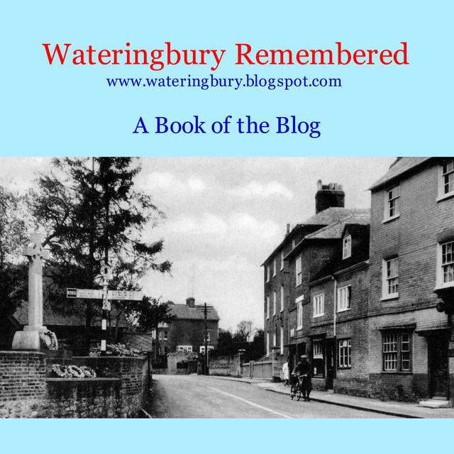 Wateringbury Remembered www.wateringbury.blogspot.com