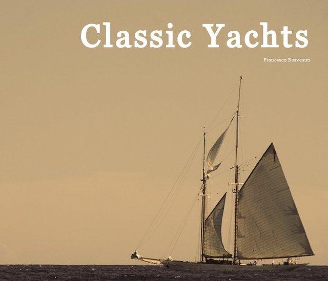 Classic Yachts Francesco Benvenuti