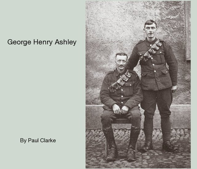 George Henry Ashley By Paul Clarke
