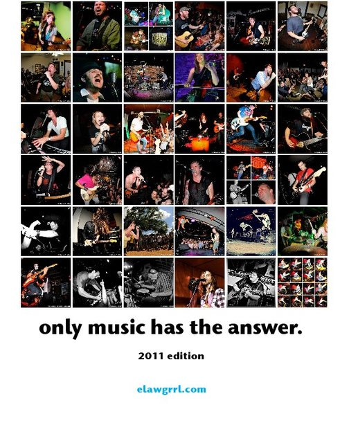 only music has the answer.