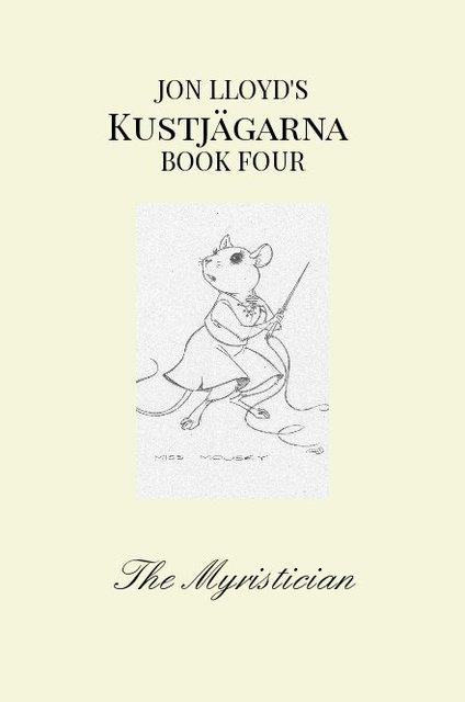 jON LLOYD'S Kustjägarna BOOK FOUR