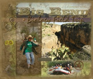 Big Bend Biology Field Trip