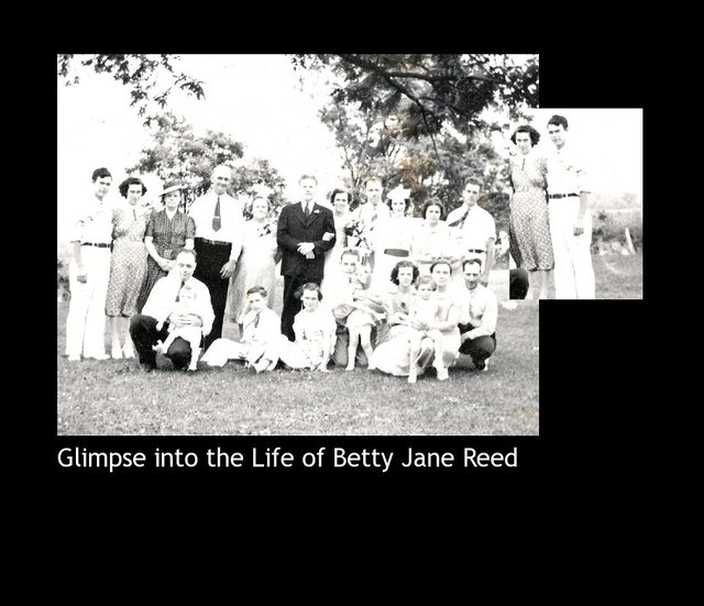 Glimpse into the Life of Betty Jane Reed