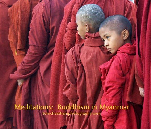 Meditations:  Buddhism in Myanmar