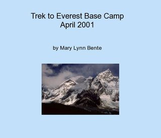 Trek to Everest Base Camp April 2001