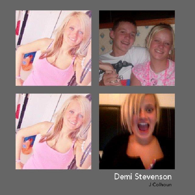 Demi Stevenson