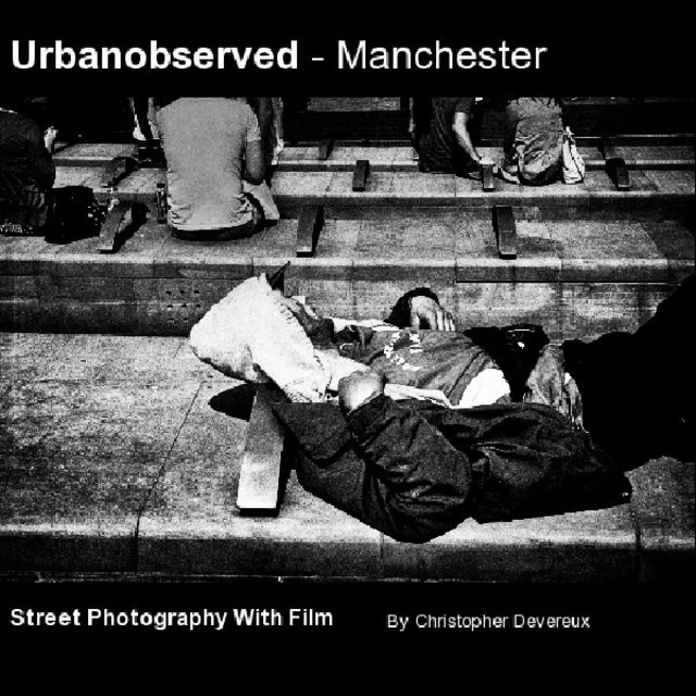 Urbanobserved - Manchester - Streetphotography With Film