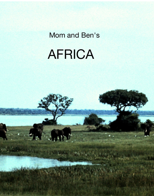 Mom and Ben's AFRICA
