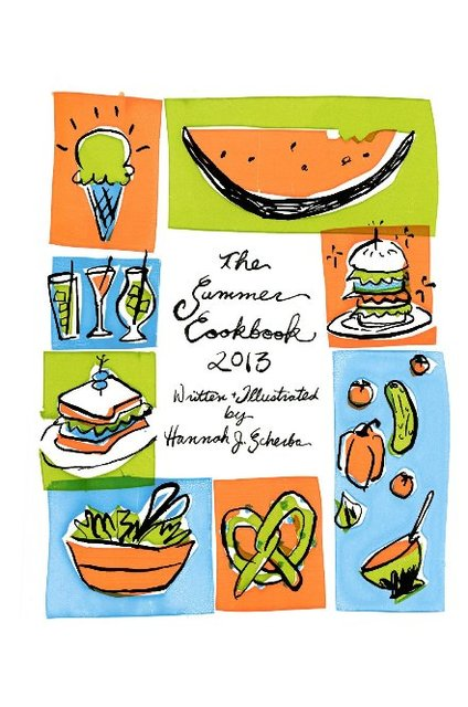 The Summer Cookbook 2013
