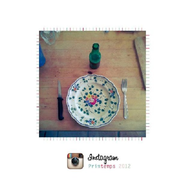 Instagram printemps 2012