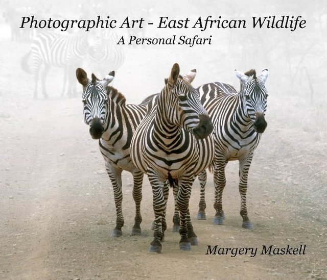 Photographic Art - East African Wildlife