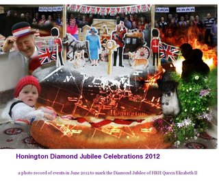 Honington Diamond Jubilee Celebrations 2012