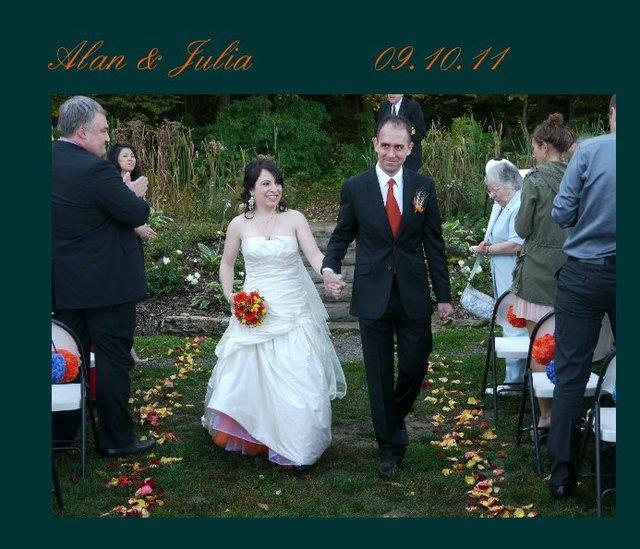 Alan & Julia 09.10.11