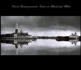Venice in Black &amp; White